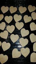 50 mdf hearts 50mmx 3mm