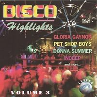 Disco Highlights 3 (WZ) | CD | Sylvester & Patrick Cowley, Gloria Gaynor, Gib...