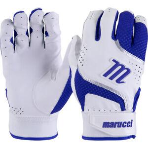 Marucci Code 2.0 Baseball Batting Gloves - Adult 4 Colors MBGCD2