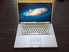 "MacBook Pro A1211 15,4"" / Intel Core 2 Duo 2,33 Ghz / 120 Go / 2 Go / Qwerty"