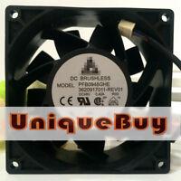 For DELTA PFB0948GHE-R00 48V 0.42A 90*90*38mm Inverter cooling fan