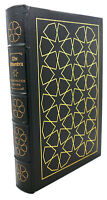 Washington Irving THE ALHAMBRA Easton Press 1st Edition 1st Printing