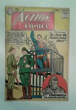 ACTION COMICS # 248 - ORIGIN & 1st APPEARANCE OF CONGORILLA - KEY ISSUE!