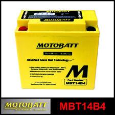 Batterie Motobatt Aga Mbt14b4 Yt14bbs