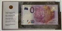 BILLET 0  EURO VERDUN 1916-2016   ENCART  FRANCE 2016 NUMERO 100/100