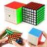 MOYU 6x6x6 Magic Cube Professional Ultra-Smooth Speed Cube Twist Puzzle Toy Gift