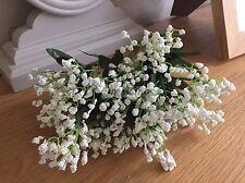 Flores Artificiales-gyp X 2 racimos Arreglo Floral Decoración Floral Relleno