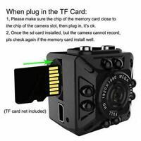 Mini HD 1080P Spycam Camera Night Vision Video Recorder Cam Detection Motio L3L6
