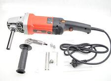 New Electric Burnishing Polishing Machine Polisher/Sander with 2 wheels 220V