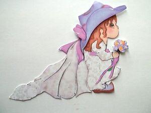3D-U Pick - WP4 Wedding Bride Groom Flower Girl Scrapbook Card Embellishment