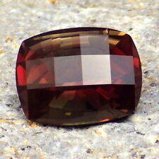 RASPBERRY RED-GREEN-TEAL MULTICOLOR OREGON SUNSTONE 3.51Ct FLAWLESS-RARE COLORS!