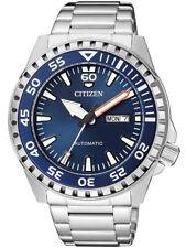 Citizen Mecha Automatic Promaster Diving Watch Men nh8389-88le Analogue Noble