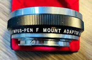 Olympus PEN FT Mount Adapter N for Nikon Bayonet Mount Lenses