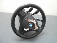 2011 08 09 10 12 13 BMW M3 E90 E92 E93 Leather Steering Wheel / Column #4148