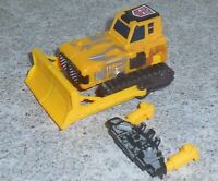 Transformers Robots in Disguise WEDGE Complete Rid 2001 Dozer landfill