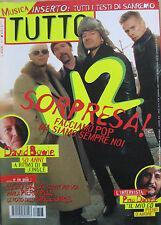 TUTTO 3 1997 U2 Spice Girls David Bowie Pino Daniele Aerosmith Nick Cave Litfiba