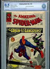 Amazing Spider-man #23 Silver Age Marvel Comics CBCS .5