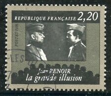 STAMP / TIMBRE FRANCE OBLITERE N° 2436 CINEMATHEQUE / JEAN RENOIR