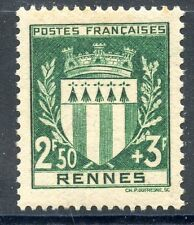 STAMP / TIMBRE FRANCE NEUF N° 534 ** BLASON / RENNES