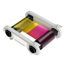 Evolis 5 Panel YMCKO Color Ribbon R5F002AAA - 200 prints for Zenius ID Printer