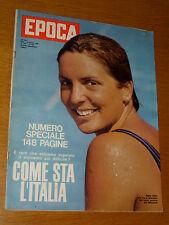 EPOCA 1964/732=VITTORIO VALLETTA=EMILIO PUCCI SARTO=LINO ZANUSSI=GIULIO NATTA=