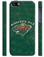 Minnesota Wild Logo iPhone 5S 6S 7 8 X XS Max XR 11 Pro Plus SE Case Cover 2