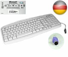 Original Keyboard Microsoft RT2300 P/S2 Connection Layout Qwertz De#23