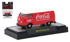 M2 Volkswagen Delivery Van 1960 Coca Cola 52500-RW02 1/64 LTD 4800 PCS