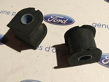 Ford Fiesta MK3 New Genuine Ford front suspension arm insulators