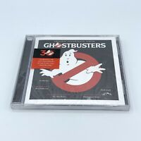 GHOSTBUSTERS CD - ORIGINAL MOTION PICTURE SOUNDTRACK (2004) - NEW UNOPENED