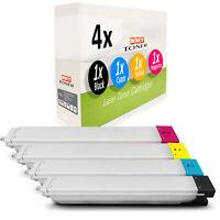 4x Toner für Samsung CLX-9201-NA CLX-9301-NA CLX-9251-NA CLX-9251-N CLX-9201-N