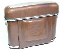Leather case for the russian camera Iskrta-2 Excellent condition, Rare