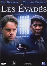 DVD *** LES EVADES *** avec Morgan Freeman