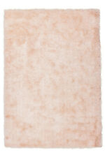 Handmade Shaggy Rugs Shaggy Carpet Modern Powder Pink 40x60cm