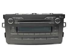Radio Cd Mp3  Toyota Auris 86120-1A240 13805