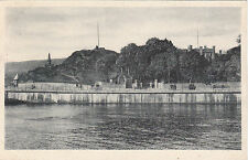 The Castle & Highland Mary Statue, DUNOON, Argyllshire