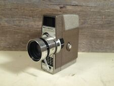 Vintage Bell & Howell Jewelcrest 8 mm Film Camera w/ Zoom Lens & Electric Eye
