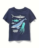 Clearance Hot Sale Fun Printed Pocket Tee for Toddler Boys By Old Navy!