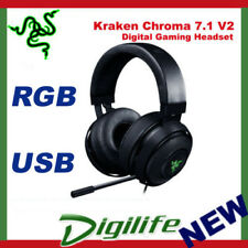 Razer Kraken 7.1 V2 Chroma RGB USB Digital Gaming Headset