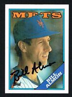 Bill Almon #787 signed autograph auto 1988 Topps Baseball Trading Card