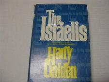 The Israelis: Portrait of a people by Harry Golden Book