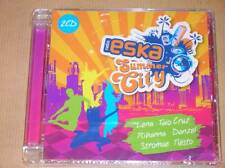 BOITIER 2 CD / RADIO ESKA / SUMMER CITY / 2010 / NEUF SOUS CELLO