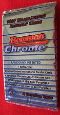 1997 Bowman Chrome Baseball PACK Beltre Halladay RC? Rookie ? Refractors ?  +++