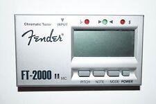 Fender Chromatic Tuner FT-2000