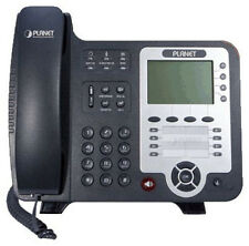 PLANET VIP-560PT Professional PoE IP Phone, 240x160 LCD, HD Voice