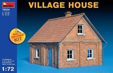 Village House 1:72 Plastic Model Kit MINIART
