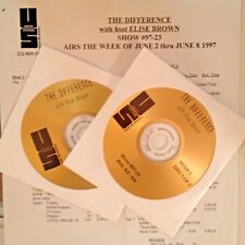 RADIO SHOW: DIFFERENCE w/ELISE BROWN 6/2/97 B-52s, DAVID BOWIE, COLLECTIVE SOUL