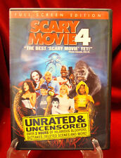 DVD - Scary Movie 4 (Fullscreen Unrated Edition / 2006)