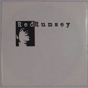 RED RUMSEY: Shine On / Flies #'d INDIE Rock 45 w/ PS Troubleman