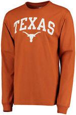 Texas Longhorns Shirt T-Shirt Long Sleeve